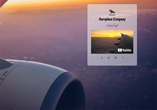 Aeroplane Company theme