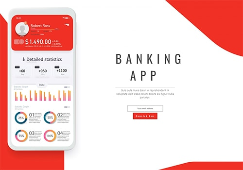 Banking App theme