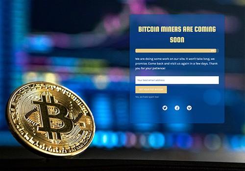 Bitcoin Miners theme