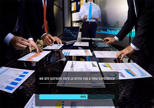 Business Meeting (Video) theme