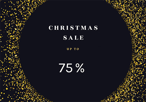 Christmas Sale theme
