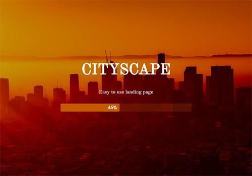Cityscape theme