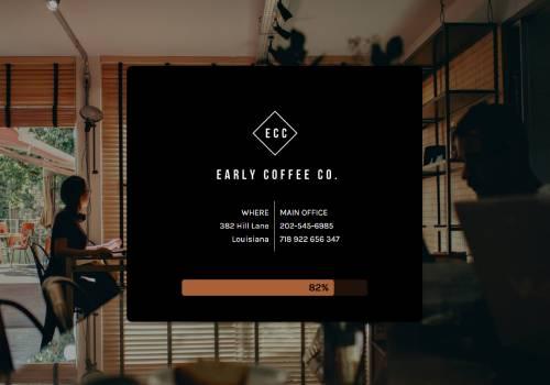 Coffeehouse theme