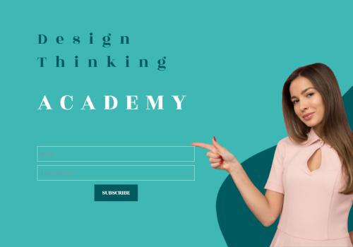 Design Thinking Academy theme