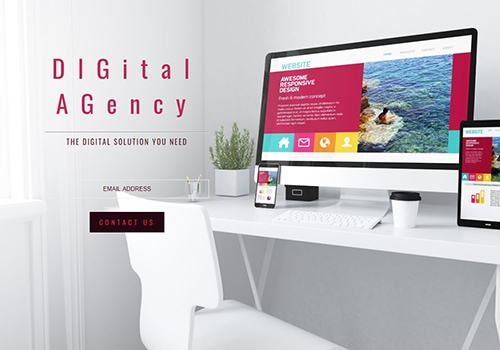 Digital Agency theme