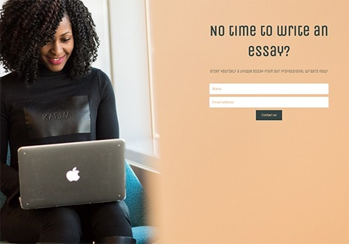 Essay Writing Service theme