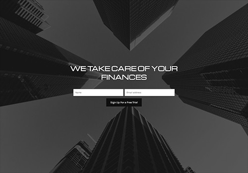 Financial District theme