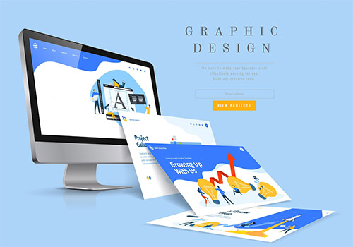 Graphic Design theme