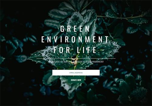 Greenlife theme