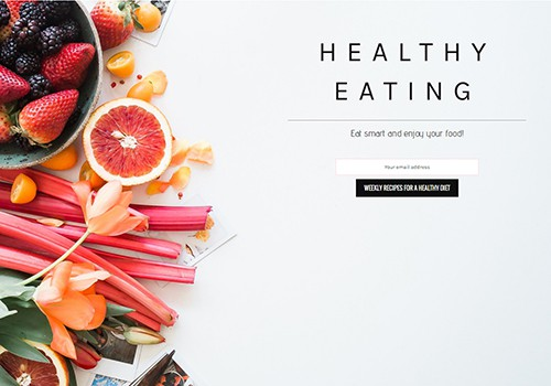Healthy Eating theme