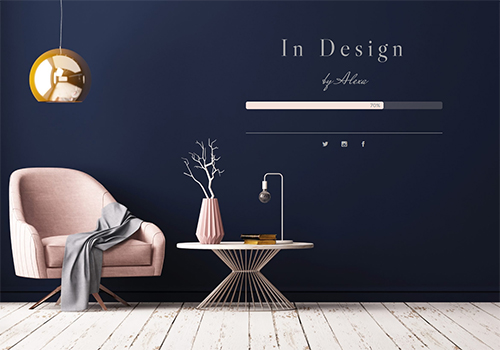 In Design theme