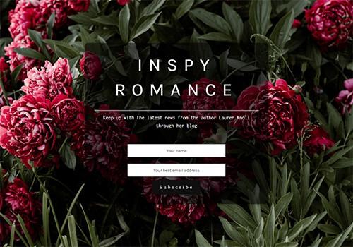 Inspy Romance theme