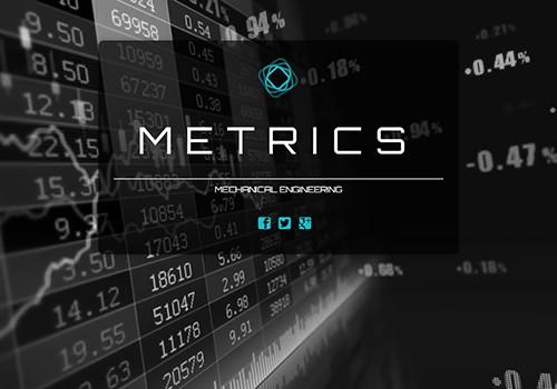 Metrics (Video) theme