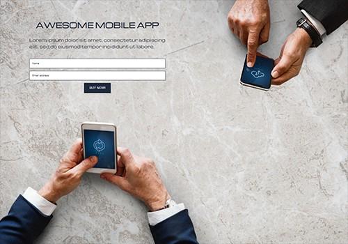 Mobile Meeting theme