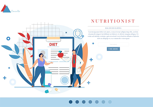 Nutritionist theme
