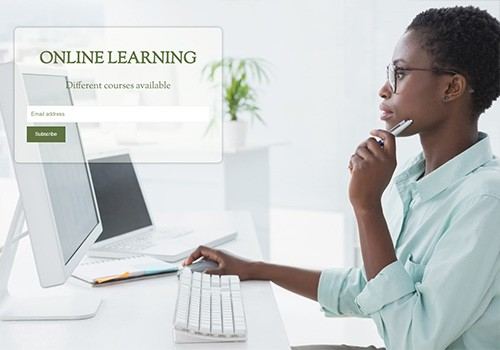 Online Learning theme