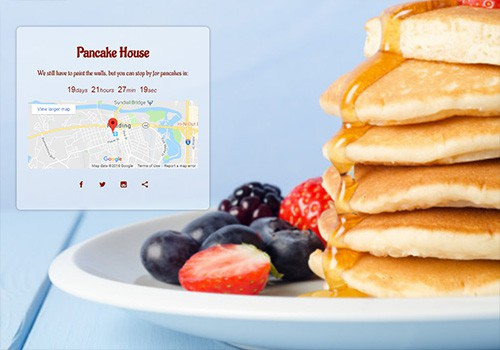 Pancake House theme