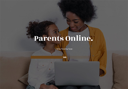 Parents Online theme