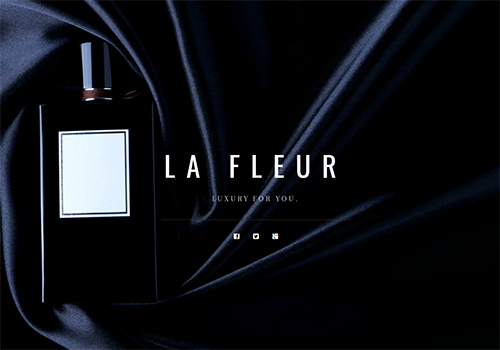 Perfume Shop theme