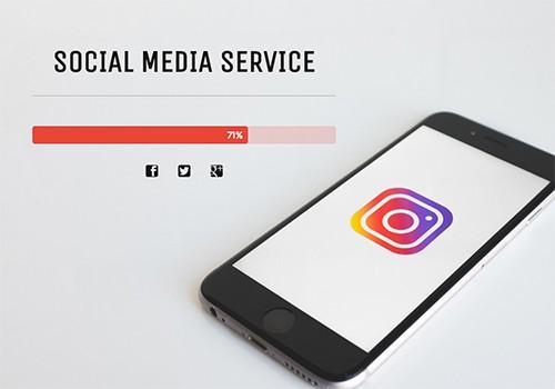 Social Media Service theme