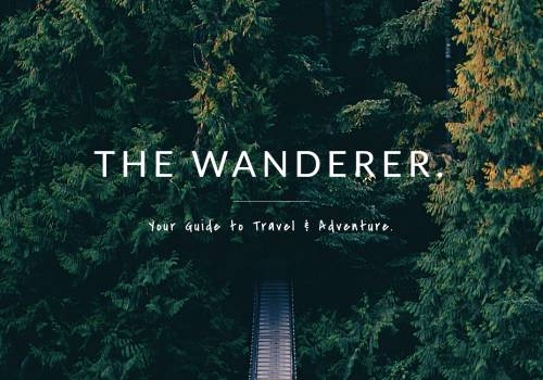 Travel Guide theme