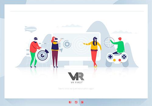 Virtual Reality theme
