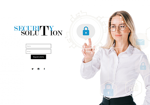 Web Security theme